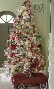 Raz Christmas Trees 2013 by 154 Best Christmas Trees Images On Pinterest Xmas Trees