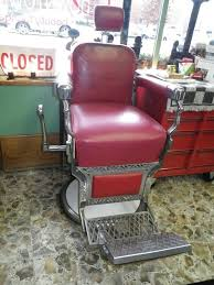 80 best vintage barber chairs images on pinterest barber chair