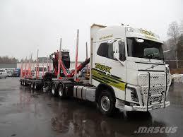 Used Volvo -fh16-750-6x4 Logging Trucks Year: 2014 Price: $127,780 ...