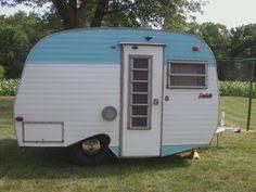 1970 Serro Scotty Camper Vintage Travel Trailer Mint Condition All Original