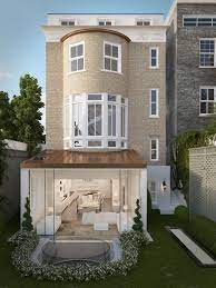 104 Notting Hill Houses Traditional Style New Built Villa In With Classical Architecture Idesignarch Interior Design Architecture Interior Decorating Emagazine