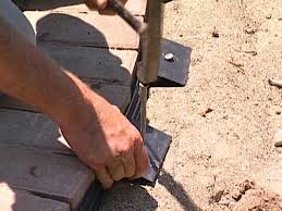 Menards Patio Block Edging by Installing Pavers Peeinn Com