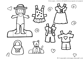 Dress Coloring Pages 13