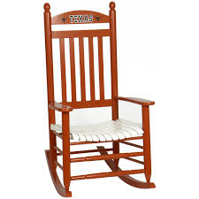 Amazon.com: Texas Longhorns Painted Wood Rocking Chair In ... Sunnydaze Toddler Modern Wooden Rocking Chair With Nontoxic Paint Finish Fits Most Children Under 3 Feet Tall Brown Beacon Park Wicker Outdoor Ding Orange Cushion Pond Themed Hand Painted Rocking Chair For Baby Twin Rumi Vintage Doll Hand Painted Tole Flowers Wood Gold Red Rush Seat 1970s Ladder Back In Leith Walk Edinburgh Gumtree Grey Shabby Chic Removable Orange Cushions Barry Vale Of Glamorgan Are You Sitting Comfortably Traformations Buy Made Childs Custom Colors And Decor Rustic Fir Log Cabin Patio Loveseat Fan Back Design 2person 500 Lbs Capacity Rocker And Distressed F Charlottes Locks