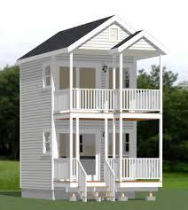 12x12 Shed Plans Pdf by 12x12 Tiny House 12x12h1b 268 Sq Ft Houses Pinterest