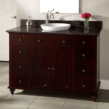 Menards Bathroom Vanities 24 Inch by Small Bathroom With Cherry Wood Vanity Also Modern Bathroom Vanity