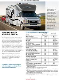 RV & TRAILER TOWING GUIDE - PDF