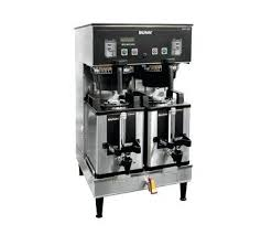 Bunn Coffee Brewer Dual Sh Low Profile Holds 2