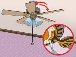My Bathroom Ceiling Fan Stopped Working by 3 Ways To Fix A Wobbling Ceiling Fan Wikihow