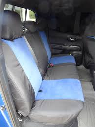 2015-2018 Toyota Tacoma Exact Seat Covers | Durafit Covers | Custom ...