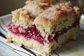 LADDitude Raspberry Streusel Coffee Cake