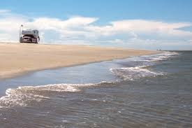 100 Coastal Truck Driving On The Beach Crystal Coast Area 4x4 Beaches CrystalCoastcom