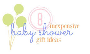 Baby Shower Logo by 8 Inexpensive Baby Shower Gift Ideas Southern Savers