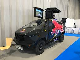 Red Bull DJ Truck Based On A Land Rover!