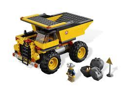 100 Lego Mining Truck 42021