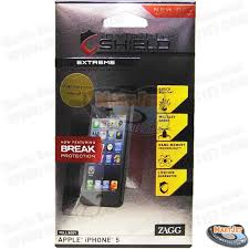 Buy Apple iPhone 5 5S ZAGG InvisibleSHIELD EXTREME Screen