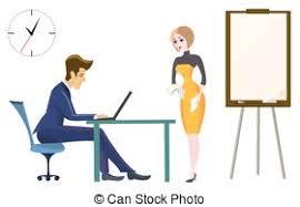 paresseux formation patron employé féminin fouet plat