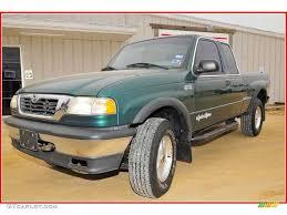 100 1999 Mazda Truck Medium Willow Green Metallic BSeries B3000 SE