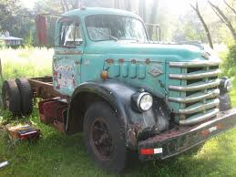 1957 Diamond T 532..........Ratrod Semi Project | PlowSite