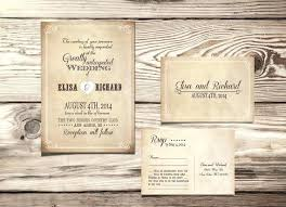 Free Rustic Wedding Invitation Templates 1454 In Addition To