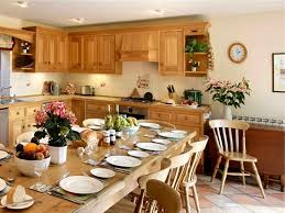 Considerable Country Kitchen Decorating Ideas Design Along With In