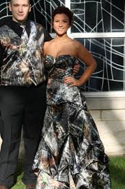 camo prom dresses with ruffles camoflauge 2015 new custom made