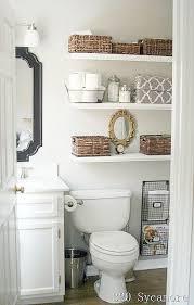 Pinterest Bathroom Ideas Small by Best 25 Bathroom Wall Storage Ideas On Pinterest Bathroom