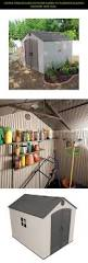 Lifetime 15x8 Shed Uk by Best 25 Lifetime Storage Sheds Ideas On Pinterest Plastic