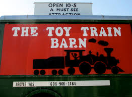 Take The A Train: The Toy Train Barn, Argyle, WI | ThriftyRambler ... September 2012 Thriftyrambler Explore The Things To Do Green County Tourism Irm Illinois Railway Museum Vintage Transportation Weekend 2017 The Toy Train Barn Part 1 Youtube Museums World With Milwaukee Lionel Railroad Club Open House Railfaninfo Take The A Train Toy Barn Argyle Wi