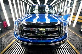 Recall: Ford Issues 5 Separate Recalls For 202,000 Vehicles | Time Is That A Robot In The Drivers Seat At Fords F150 Plant Ford Begins Production Of Kansas City Assembly Plant Kentucky Truck Motor1com Photos Increases Investment On High Demand Dearborn Pictures Will Temporarily Shut Down Four Plants Including A Classic 1953 F350 Pickup Truck With Twin Cities From Scratch 2012 Lariat 4x4 Ecoboost Trend Schedules Downtime 2 Michigan Assembly Plants Amid Slowing Tour And Images Getty Begins Production Claycomo The Star Next Level Stormwater Management Facts About