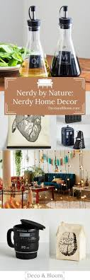 Nerdy By Nature Home Decor