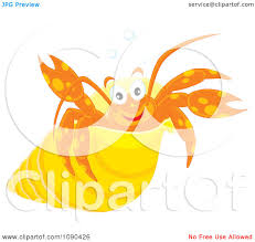 Halloween Hermit Crab Reef Safe by Royalty Free Rf Hermit Crab Clipart Illustrations Vector