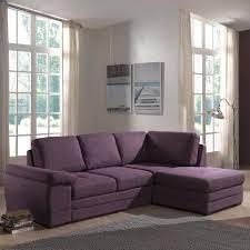 canapé d angle prune ikar canapé d angle droit convertible coloris prune achat vente