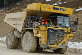 E-Dumper' Dump Truck Will Be The Largest Electric Vehicle In The ...