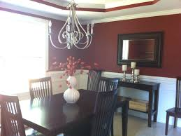 Dining Room Chair Rail Paint Colors For With 3 Molding Intended Ideas Aspiration