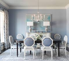 Blue Dining Rooms Room And Designers For Decor 7
