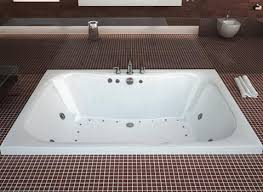 drop in combo tubs the modern spa