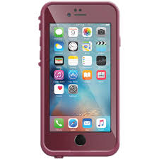 LifeProof fr Case for iPhone 6s Crushed Purple 77 B&H