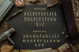 5 Authentic Vintage Handmade Fonts From TSV Creative