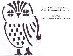 Owl Pumpkin Template by Feels Like Fall They So Loved Events Wine Country U0026 San