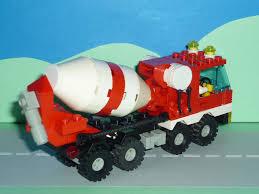 100 Lego Cement Truck 900451 Mixer Custom Sets Clabrisic