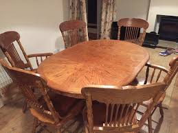 Extendable Dining Room Table With 6 Chairs | In Radstock, Somerset | Gumtree Ding Table Ideas Articulate Rectangular Glass Dectable Extending Round South And Best Small Kitchen Tables Chairs For Spaces Folding Ding Table And Chairs Folding Rovicon Purbeck Appealing Modern Wooden Mills Wood Designs De Cushions Room Lighting Chair 4 Perfect Small Spaces In W11 Chelsea Very Fniture Space Free Shipping 6 Seater Mable Ding Table Set Meja Makan Batu Marfree Chair Ausgezeichnet Long Narrow Legs