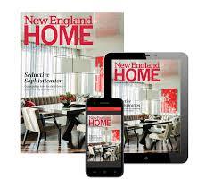 100 Best Designed Magazines New England Home Magazine