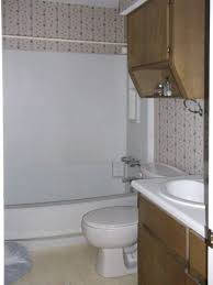Small Bathroom Pictures Before And After by 20 Day Small Bathroom Makeover U2013 Before And After