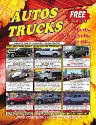 Autos Trucks 12 20 By AUTOS & TRUCKS - Issuu