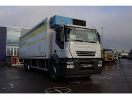 100 Www.trucks.com Used Iveco STRALIS 270GAS LAMBERET 82MDHollandia 3000kg Refrigerated Truck