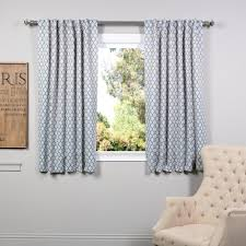 Teal Blackout Curtains Canada by Striped Curtains U0026 Drapes Window Treatments The Home Depot