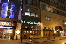 Olive Garden Philadelphia 1346 Chestnut St Menu Prices