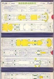 Celebrity Summit Deck Plan Pdf by Ss Normandie Deck Plans Great Ships Pinterest Ss Normandie