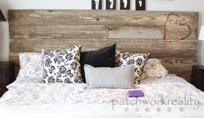 Ana White Headboard King by Ana White Repurposed Rustic King Size Headboard Diy Projects